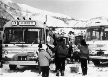 塩釜スキーバス(1970[昭和45]年)