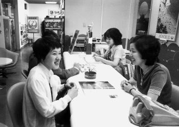 リョービツアーズ カウンター(1971[昭和46]年)
