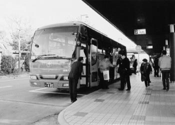 岡山空港リムジンバス(2004[平成16]年)