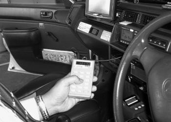 タクシー全車両にドライブレコーダー搭載(2006[平成18]年)