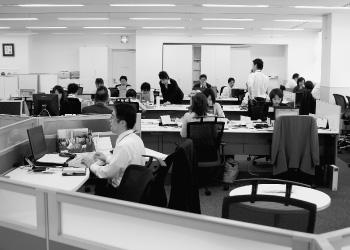 「両備グループ東京事務所」開設(2008[平成20]年)