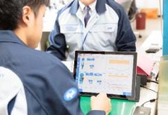 健康管理システム 「点呼・健康・ご安全に!」を開発02