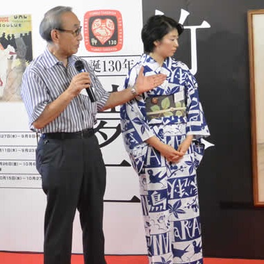竹久夢二生誕130年記念事業:夢二とロートレック-東西のベル・エポックに生きた二人の偉才-