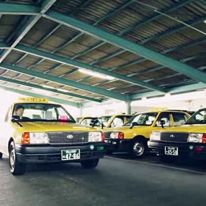 岡山交通のタクシーに乗りたくなる映像を公開!