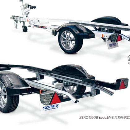 ソレックスカンパニーから「ZERO500B specⅣ」登場