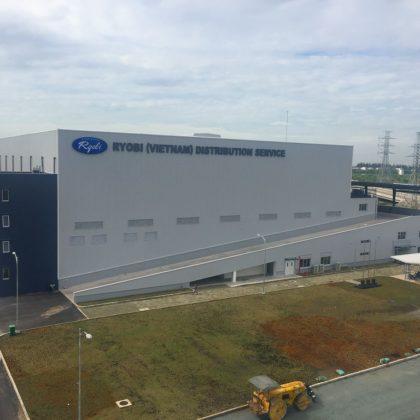 ベトナム初のハイスペック4温度帯対応倉庫開設