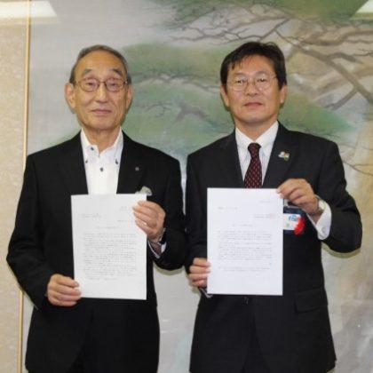 松阪航路の休止と、津航路への一極化に関する件