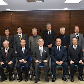 両備グループOB会「忠恕の会」誕生!