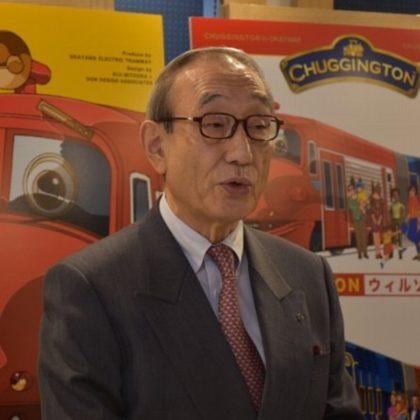世界初!路面電車に「チャギントン電車」登場!<br> ―ウイルソン/ブルースター号が観光列車に―