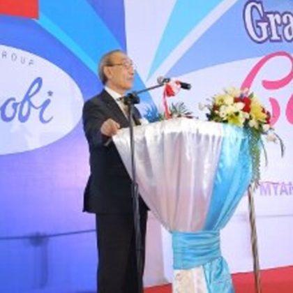アジアのコールドチェーンネットワーク第2弾! <br>ミャンマーに最新鋭、最先端の冷蔵、冷凍物流倉庫が完成!