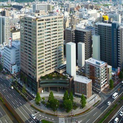 ハレクロスタワー・グレースタワーⅢ竣工!