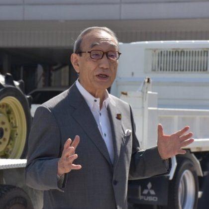 日本初!農業トラクター用トレーラーをソレックスが開発!