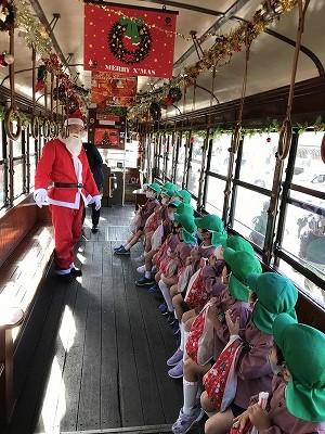 サンタさんよりクリスマスプレゼント